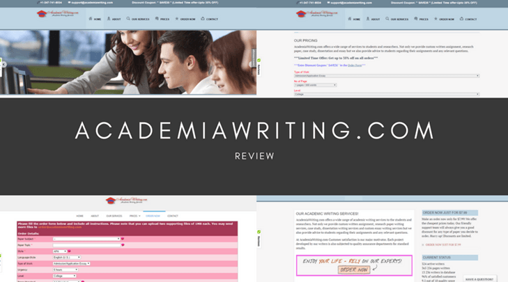 Academia Writing Review