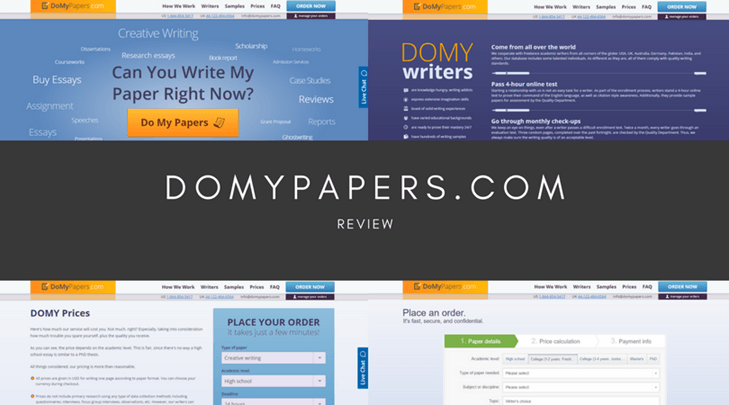 DoMyPapers Review