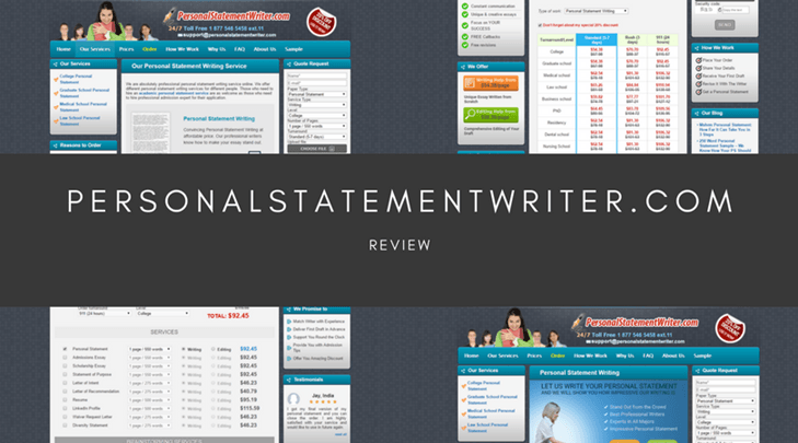 Personalstatementwriter.com