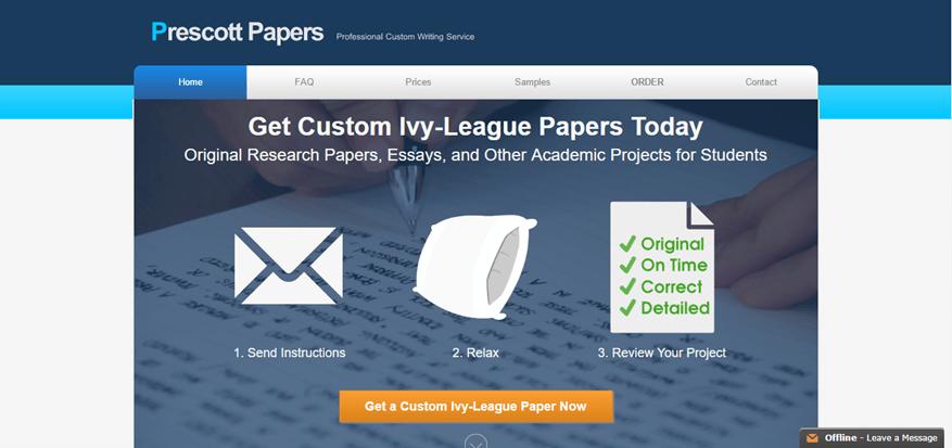 prescottpapers.com