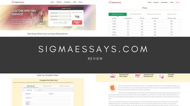 Sigmaessays.com