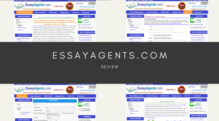 Essayagents.com Review