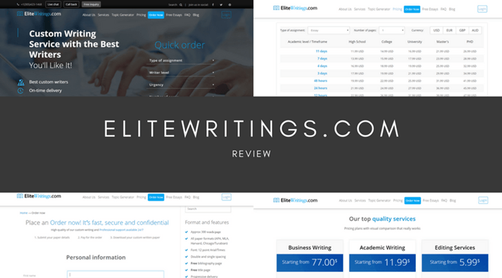elitewritings.com review