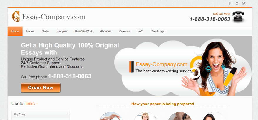 Reviews on essay writing companies