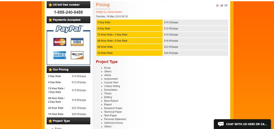 essay24.com price