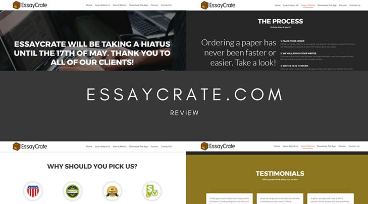 essaycrate.com review