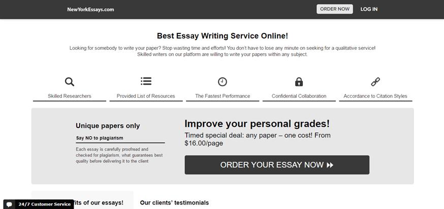 essays.newyorkessays review