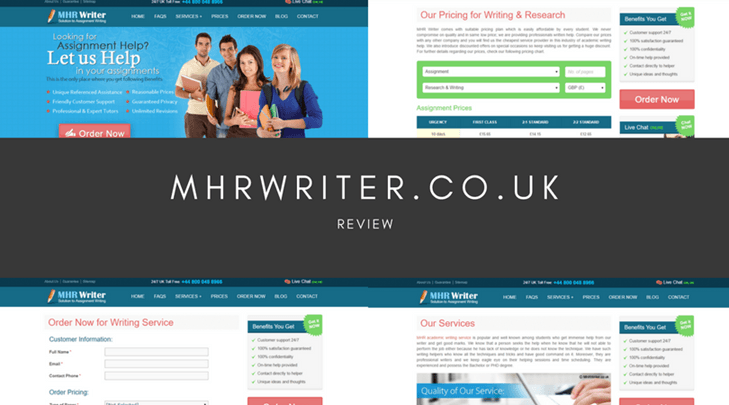 mhrwriter.co.uk review