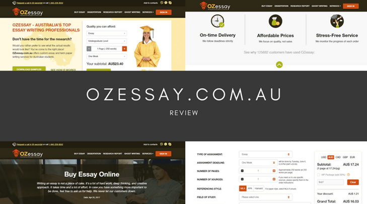 ozessay.com.au review