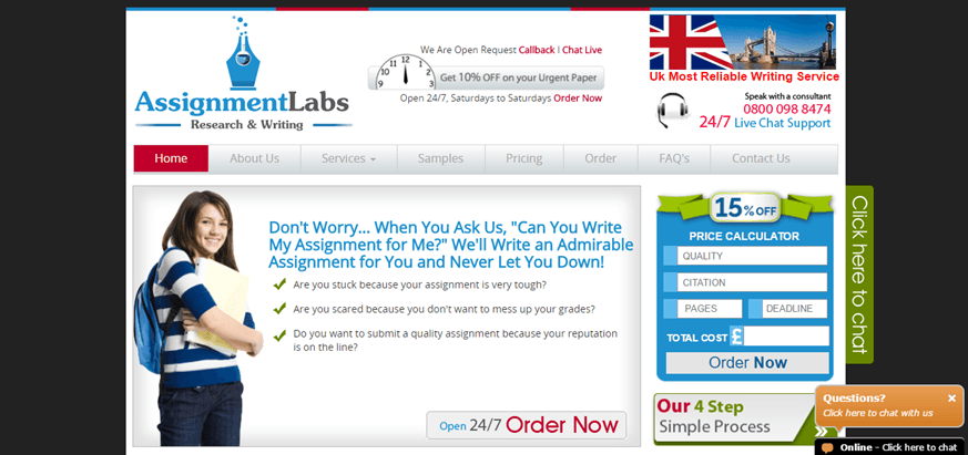 assignment labs review