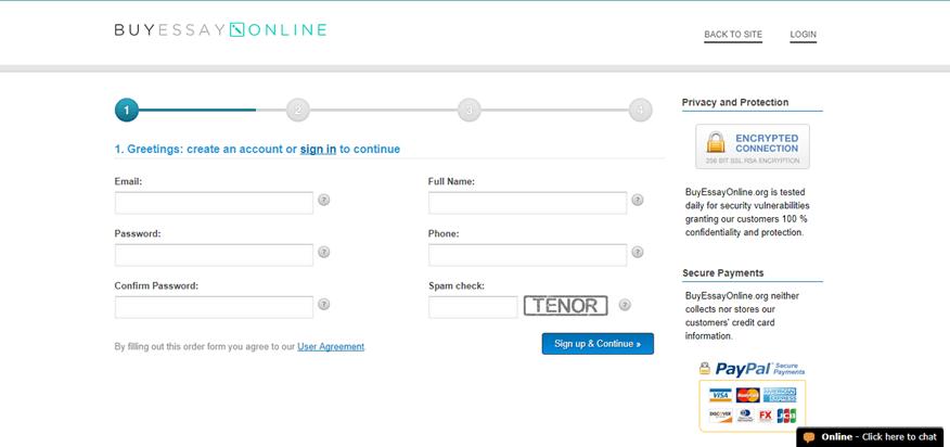 buyessayonline.org order