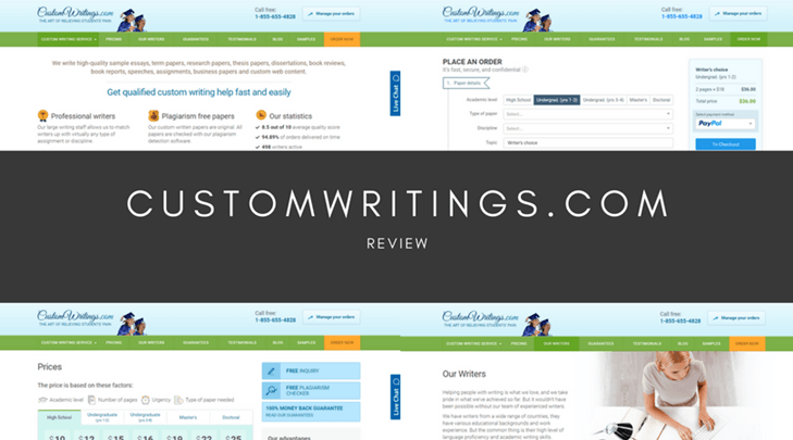 Custom writings com complaints