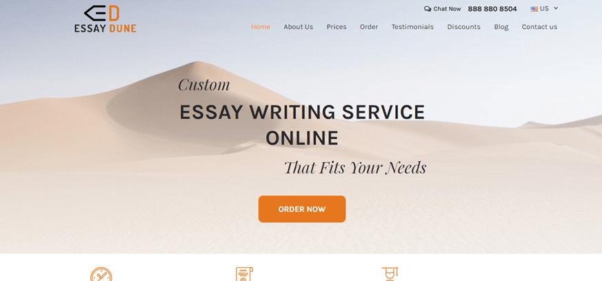 essay dune review