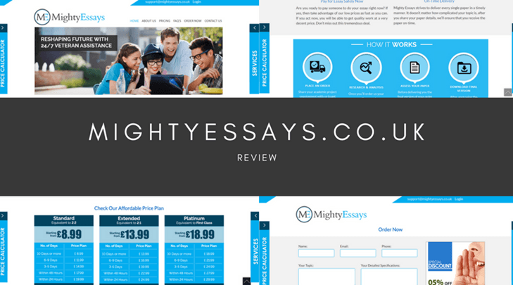mightyessays.co.uk review