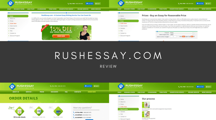 rushessay.com review