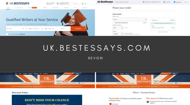 "ukessays.co.uk review ""ukessays -hiring them is like taking a gamble"" written on: 29/07/2014 by kianav455 (1 review written) ukessayscouk i have been their client for the past year or so, placed orders worth £1000+, mainly for essays varied in word count between 1000- 2500 words."