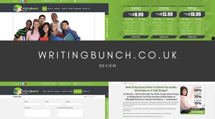 writingbunch.co.uk review