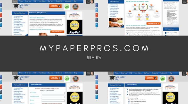 MyPaperPros.com review
