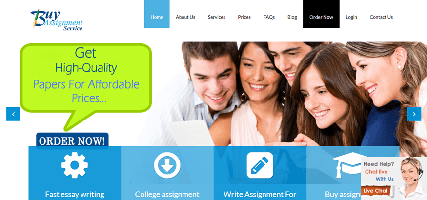 buy assignment service review