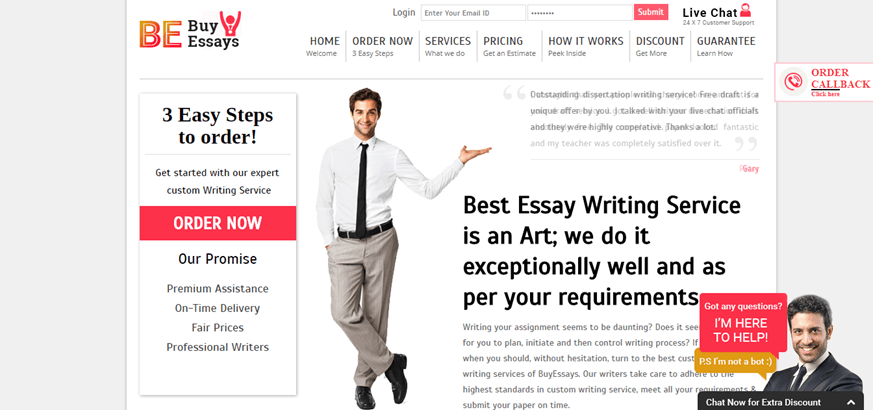 Buy essay review