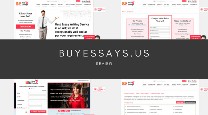 Buy essays reviews