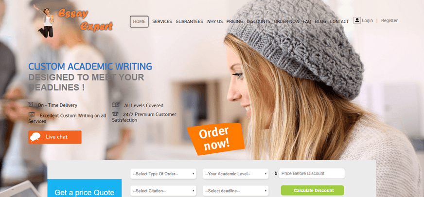 Essay experts review