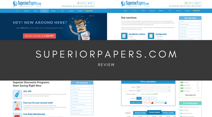 SuperiorPapers.com review