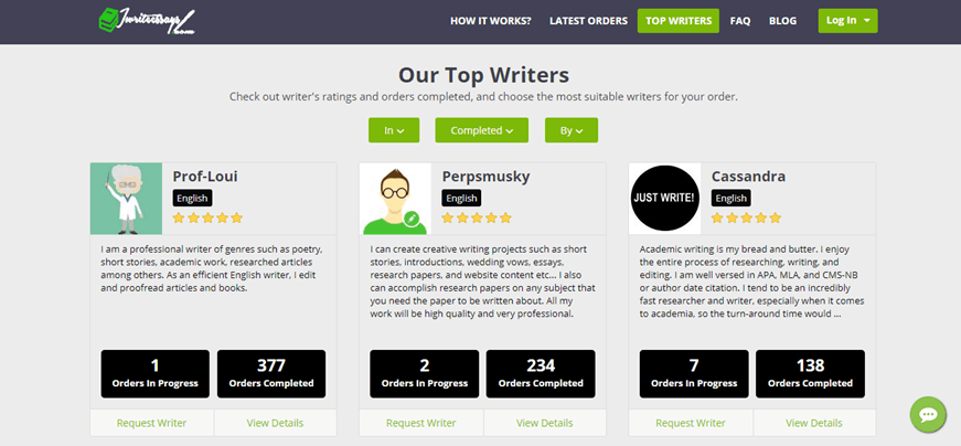 iwriteessays.com writers