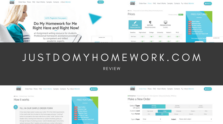 justdomyhomework.com review