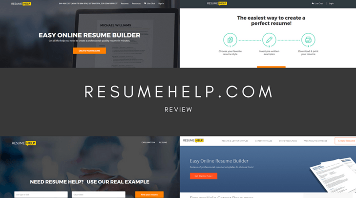 ResumeHelp.com Review - Simple Grad