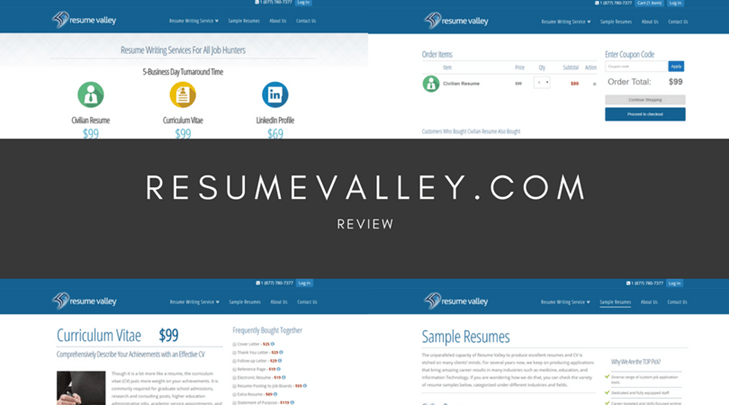 resumevalley.com review