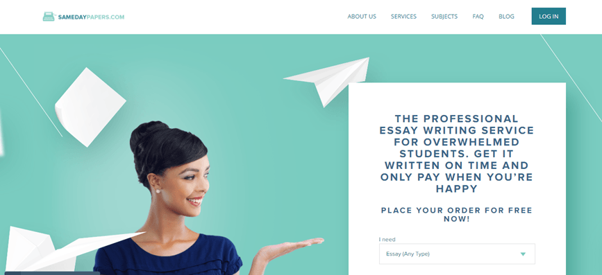 Reviews of essay writing service same day