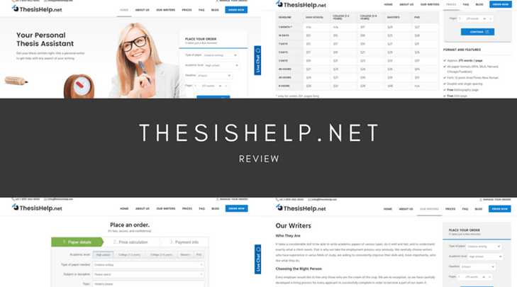 thesishelp.net review