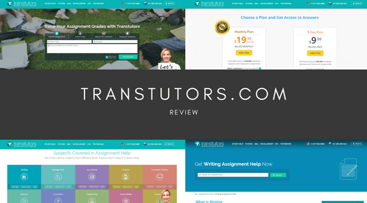 transtutors.com review