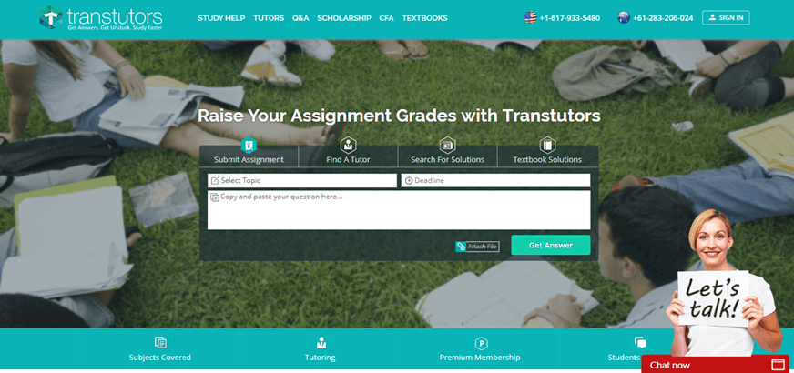 trans tutors review