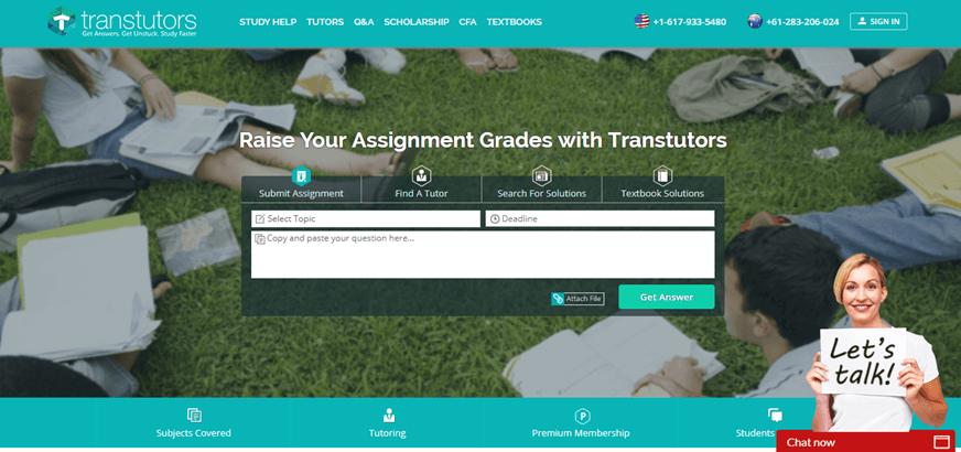 trans tutors review
