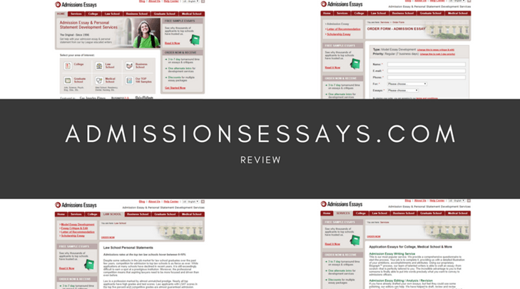 admissionsessays.com review