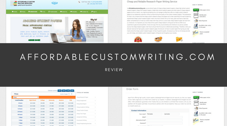 affordablecustomwriting.com review