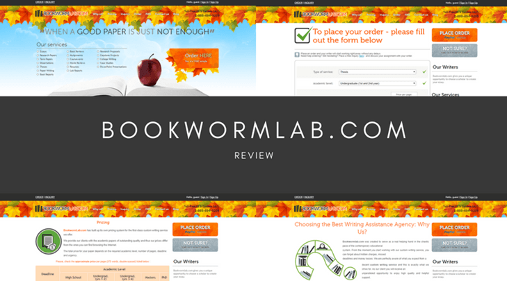 bookwormlab.com review