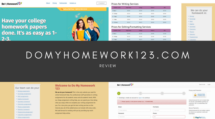 domyhomework123.com review