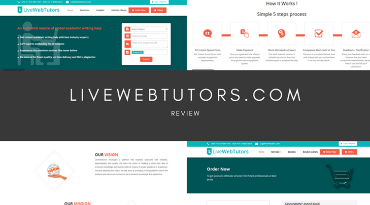 livewebtutors.com review