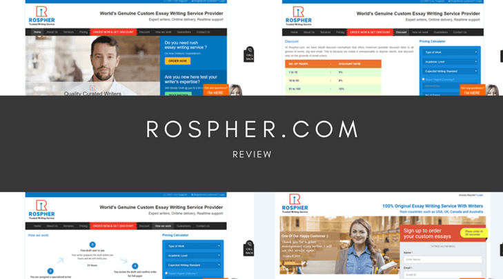 rospher.com review