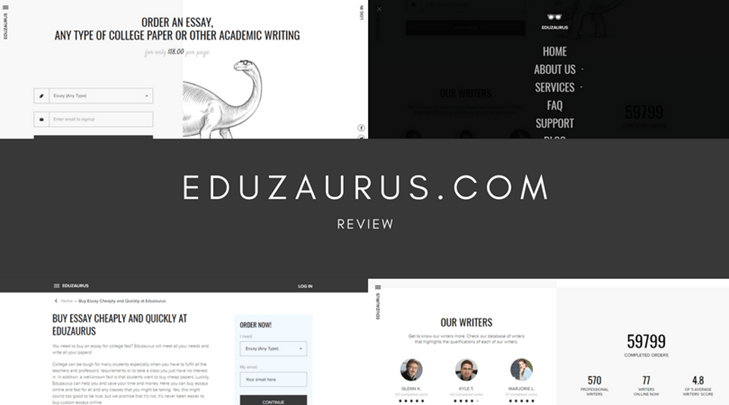 eduzaurus.com review