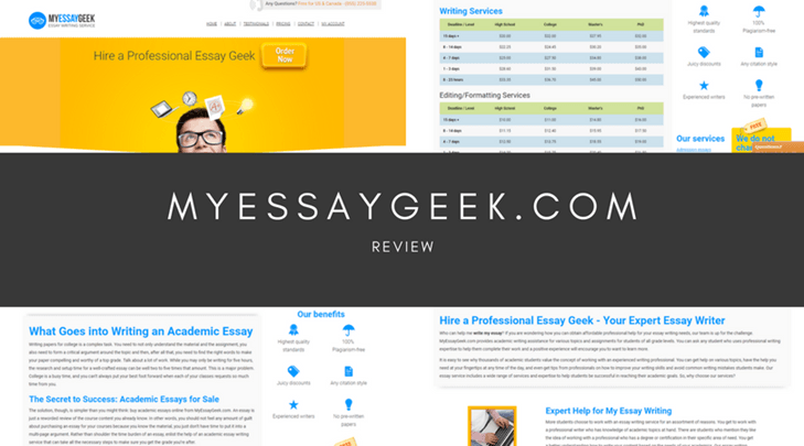 myessaygeek.com review