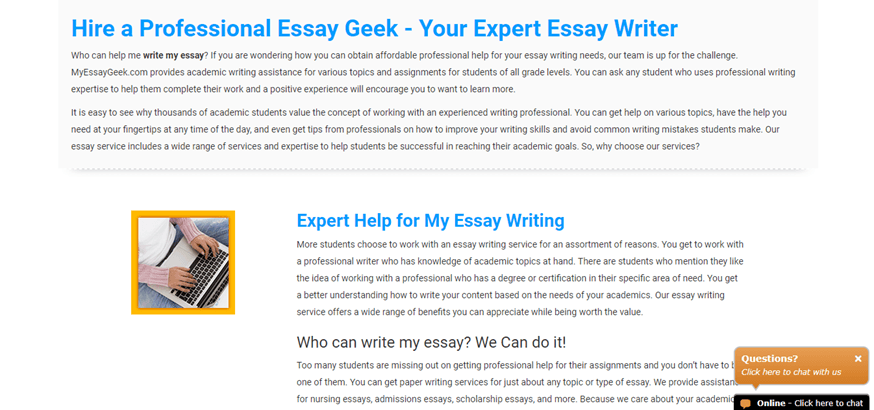 grad school essay writing tips