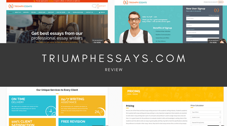 triumphessays.com review