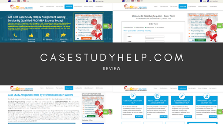 casestudyhelp.com review