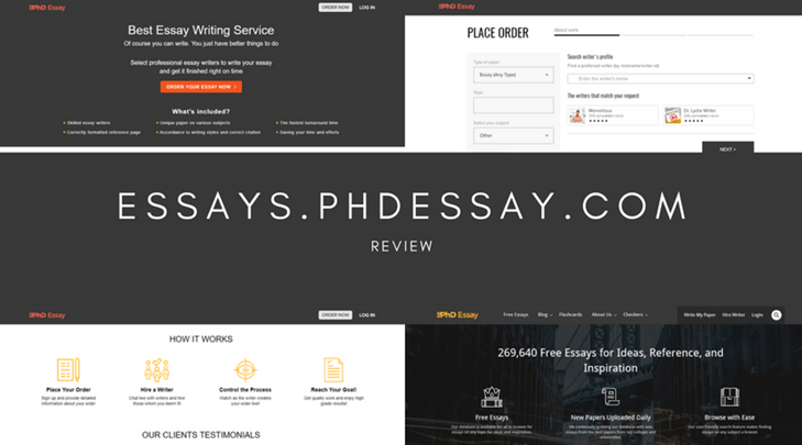 essays.phdessay.com review