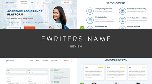 ewriters.name review