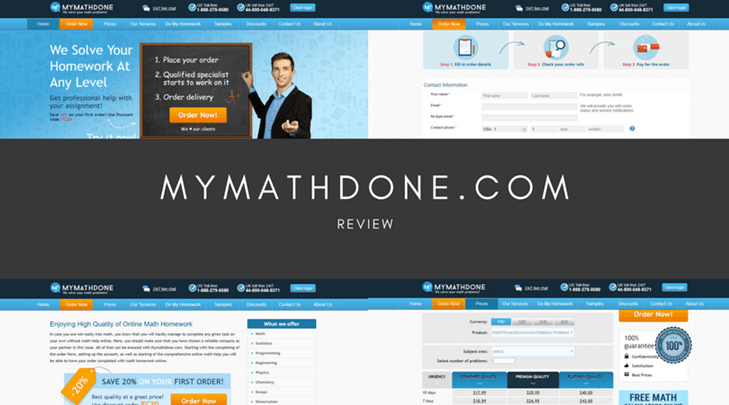 mymathdone.com review